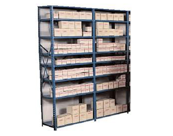 Storage Racking System Shelving Slotted Angle Racks Supplier Rack Systems India